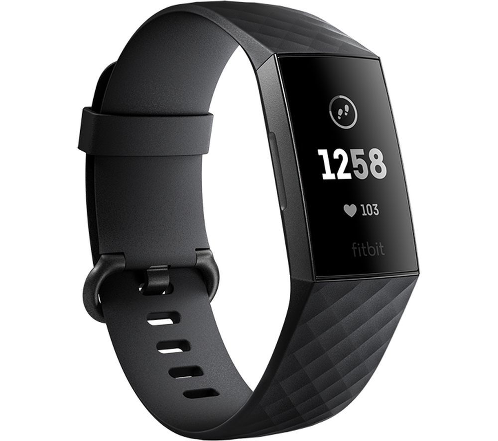 FITBIT-Charge-3-Black-Graphite-Universal-Currys-123412941458
