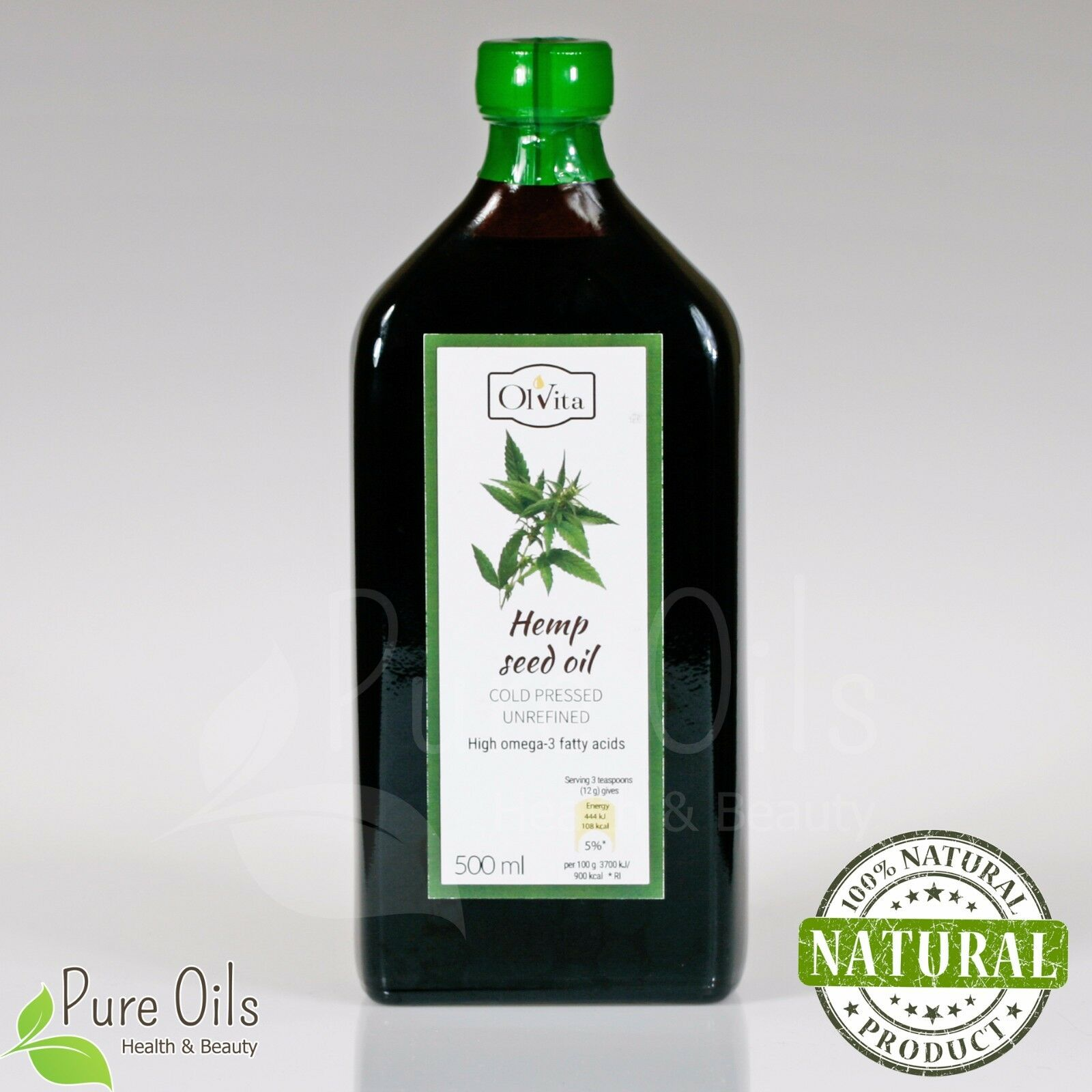 hemp pure cbd oil
