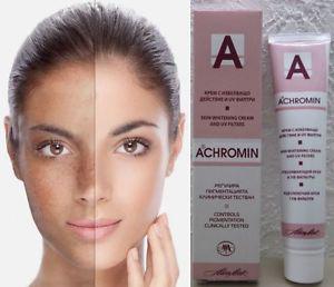 achromin skin whitening cream